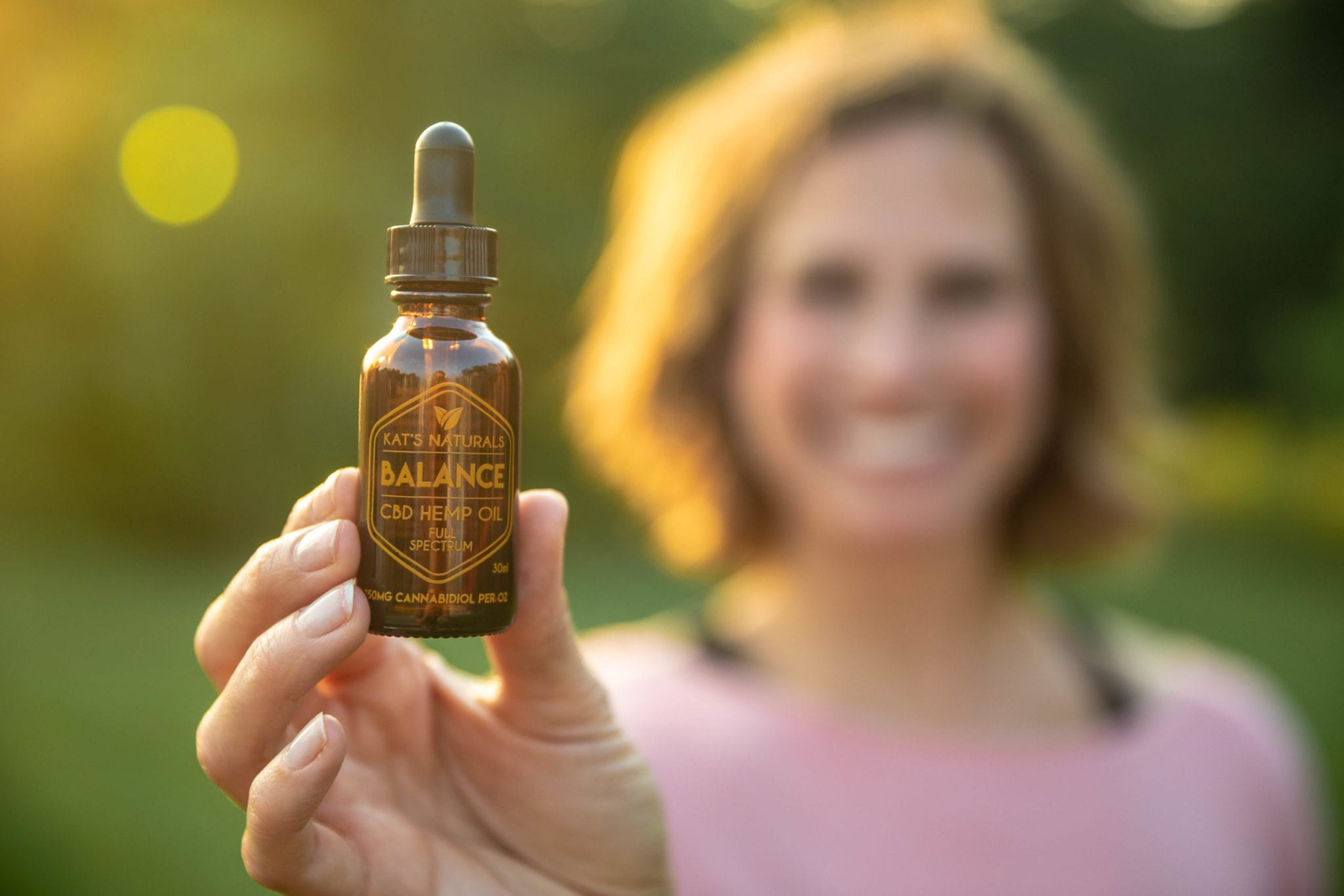Full Spectrum Balance Sublingual Oil