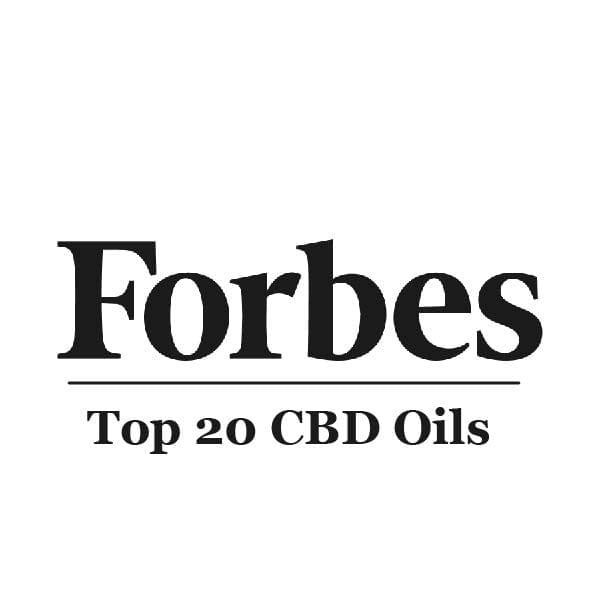Forbes Top 20 CBD Oils