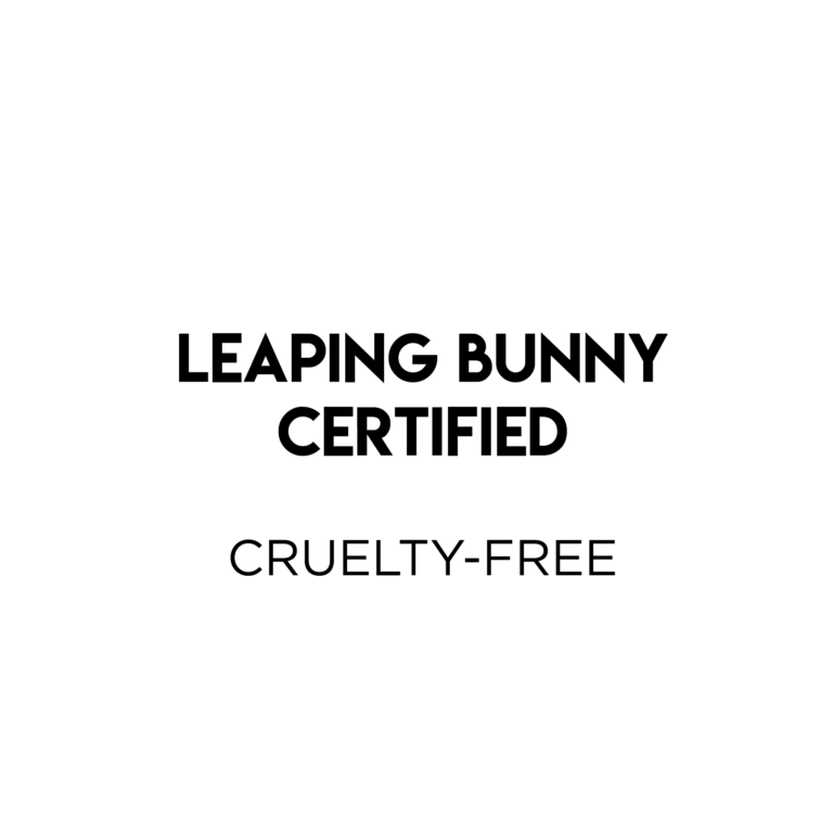 Leaping Bunny Certified