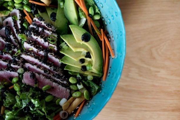 Keto Meal Prep Salad